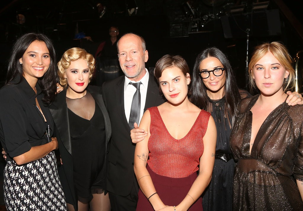 Bruce Willis' Daughters Have Grown Quite Fast Indeed, Meet Each of Them Here
