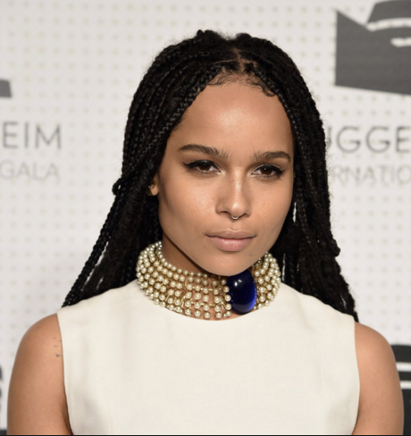 Lenny Kravitz's Daughter is Everywhere, Know Where She Came From Here