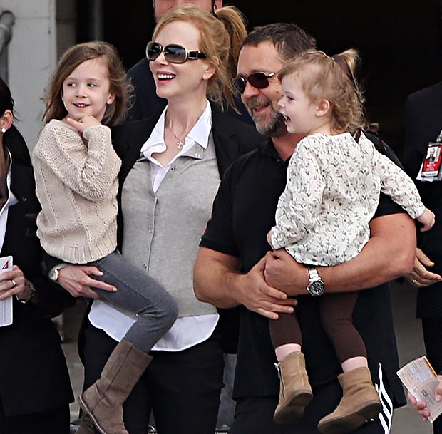 Nicole Kidman daughter – What you do not know about Sunday Rose and Faith