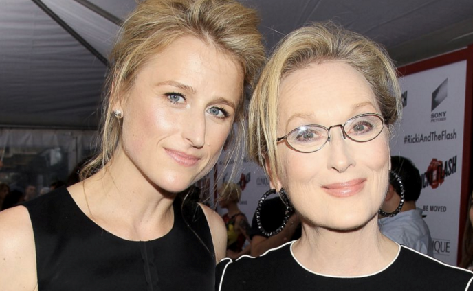 The Pros and Cons of Being Meryl Streep's Daughter