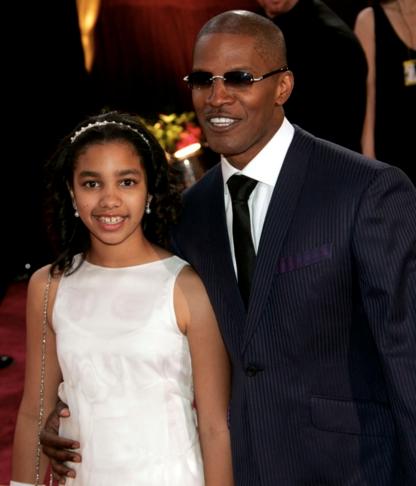 You Won't Believe How Beautiful Jamie Foxx's Daughter Turned Out to Be