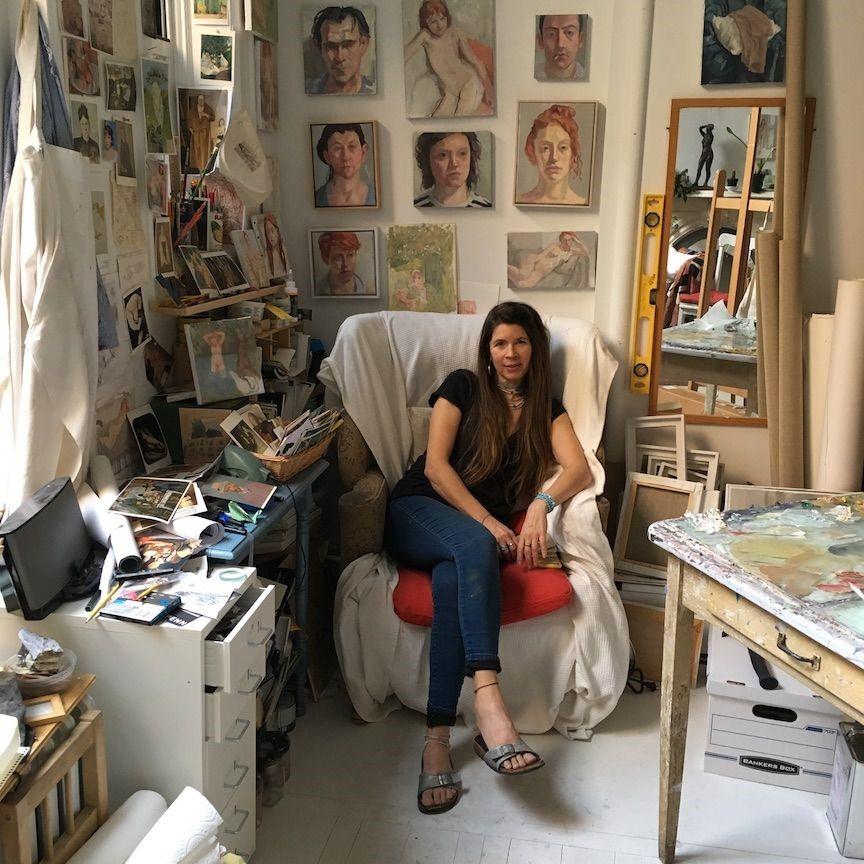 Alix Bailey painter