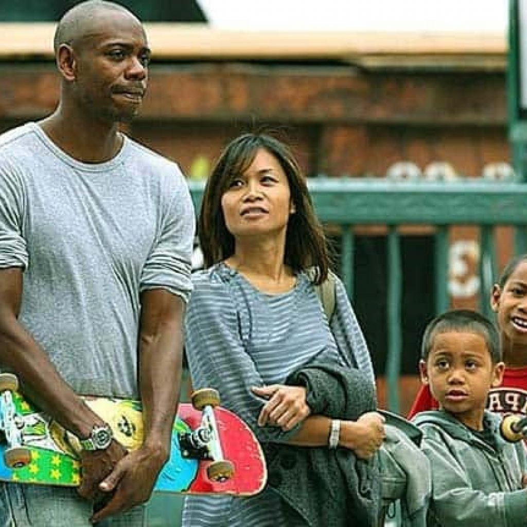 Dave Chappelle Wife Filipino